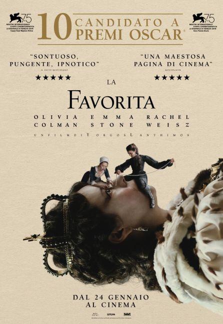 LA FAVORITA [2019]